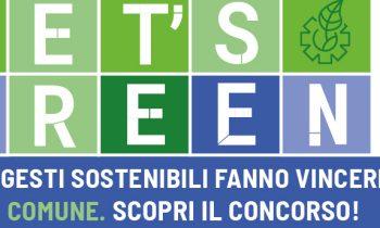 Gruppo CAP lancia Let's Green