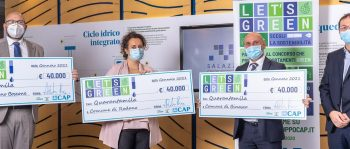 Let's Green!, ecco i Comuni, le scuole e i cittadini vincitori
