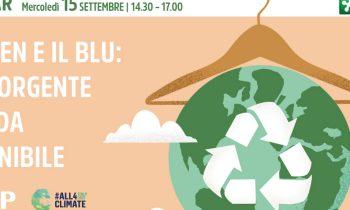 Acqua, moda e sostenibilità: il webinar di Gruppo CAP e Regione Lombardia